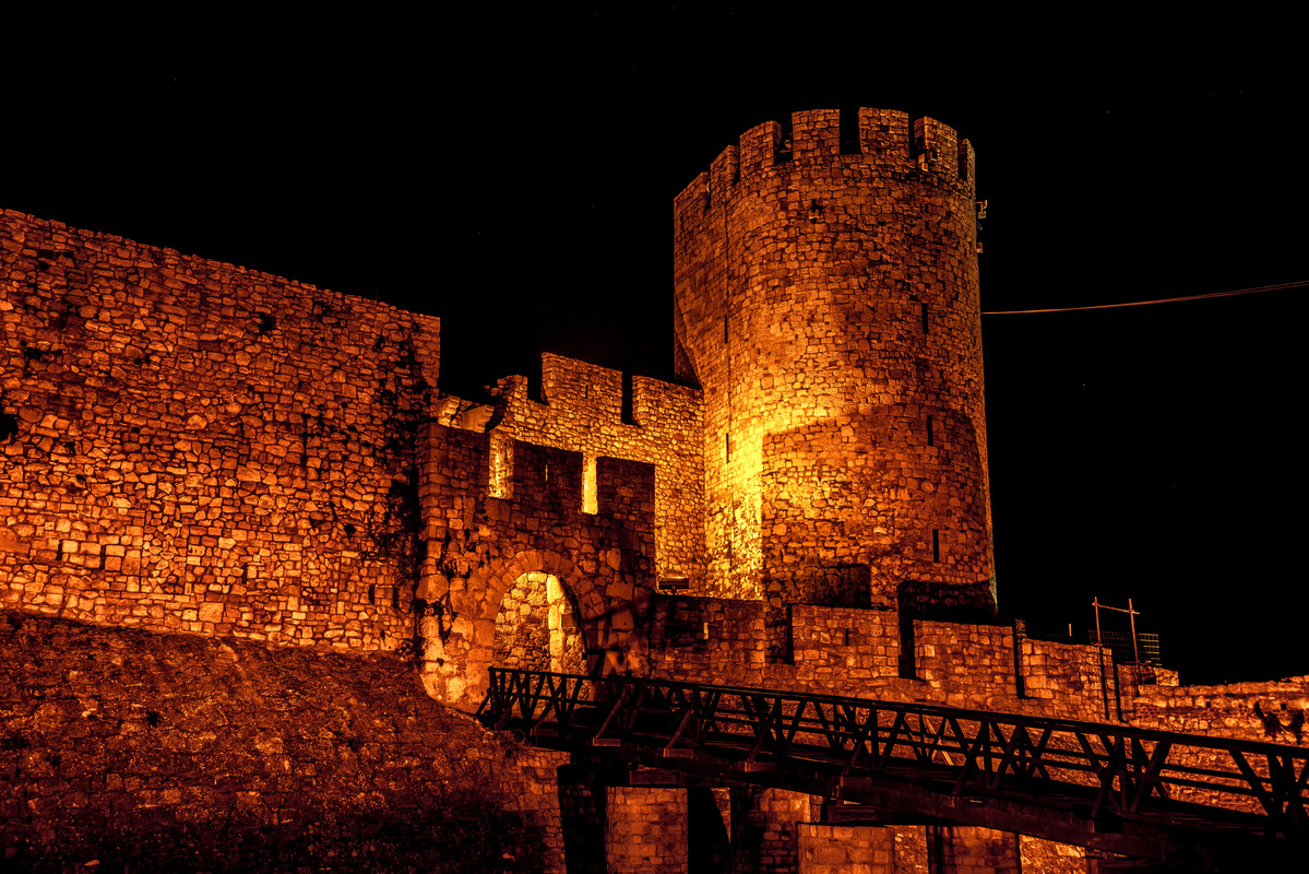 Belgrade Fortress (Kalemegdan). Belgrade, Serbia - slon.pics - free stock photos and illustrations