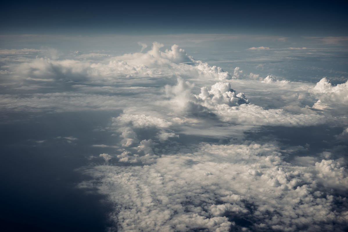 Cumulus clouds - slon.pics - free stock photos and illustrations