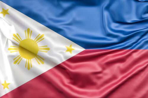 Flag of Philippines - slon.pics - free stock photos and illustrations