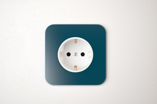 Power socket closeup - slon.pics - free stock photos and illustrations