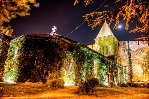Ruzica Church. Belgrade Fortress. Belgrade, Serbia - slon.pics - free stock photos and illustrations