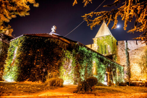 Ruzica Church. Belgrade Fortress. Belgrade, Serbia - slon.pics - free stock photos and illustrations