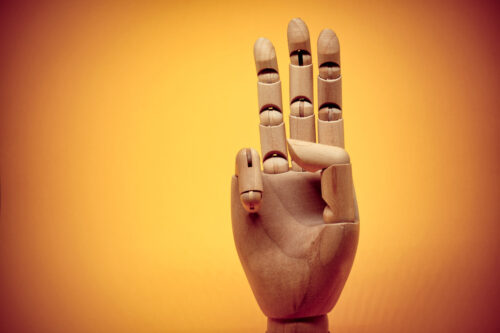 Three Fingers - slon.pics - free stock photos and illustrations