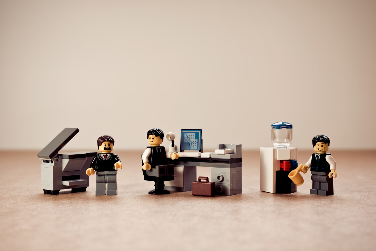 Yet another working day - slon.pics - free stock photos and illustrations