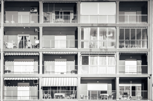 Apartment Blocks - slon.pics - free stock photos and illustrations