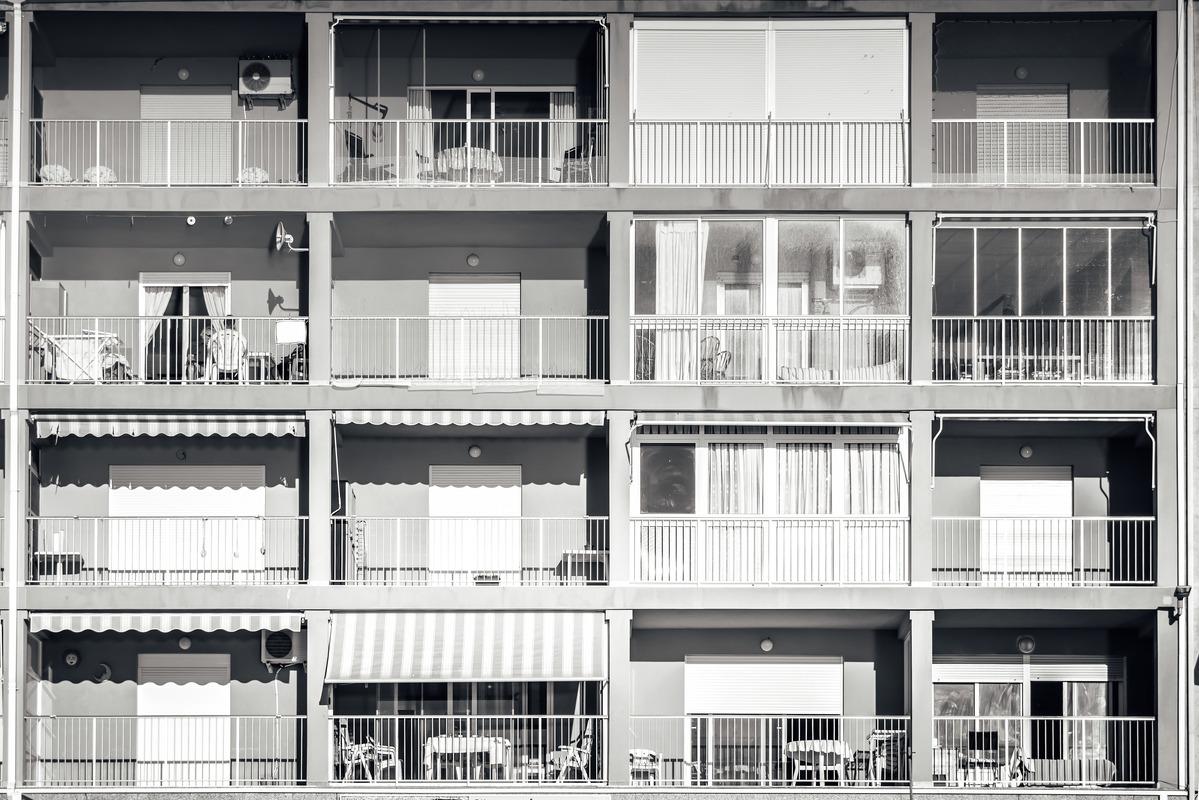 Apartment Blocks - slon.pics - free stock photos and illustrations