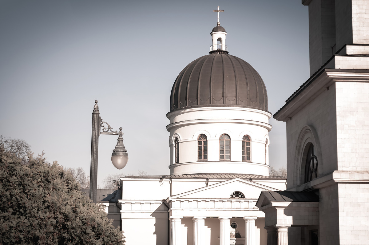 Cathedral of the Nativity of Christ. Chisinau, Republic of Moldova - slon.pics - free stock photos and illustrations