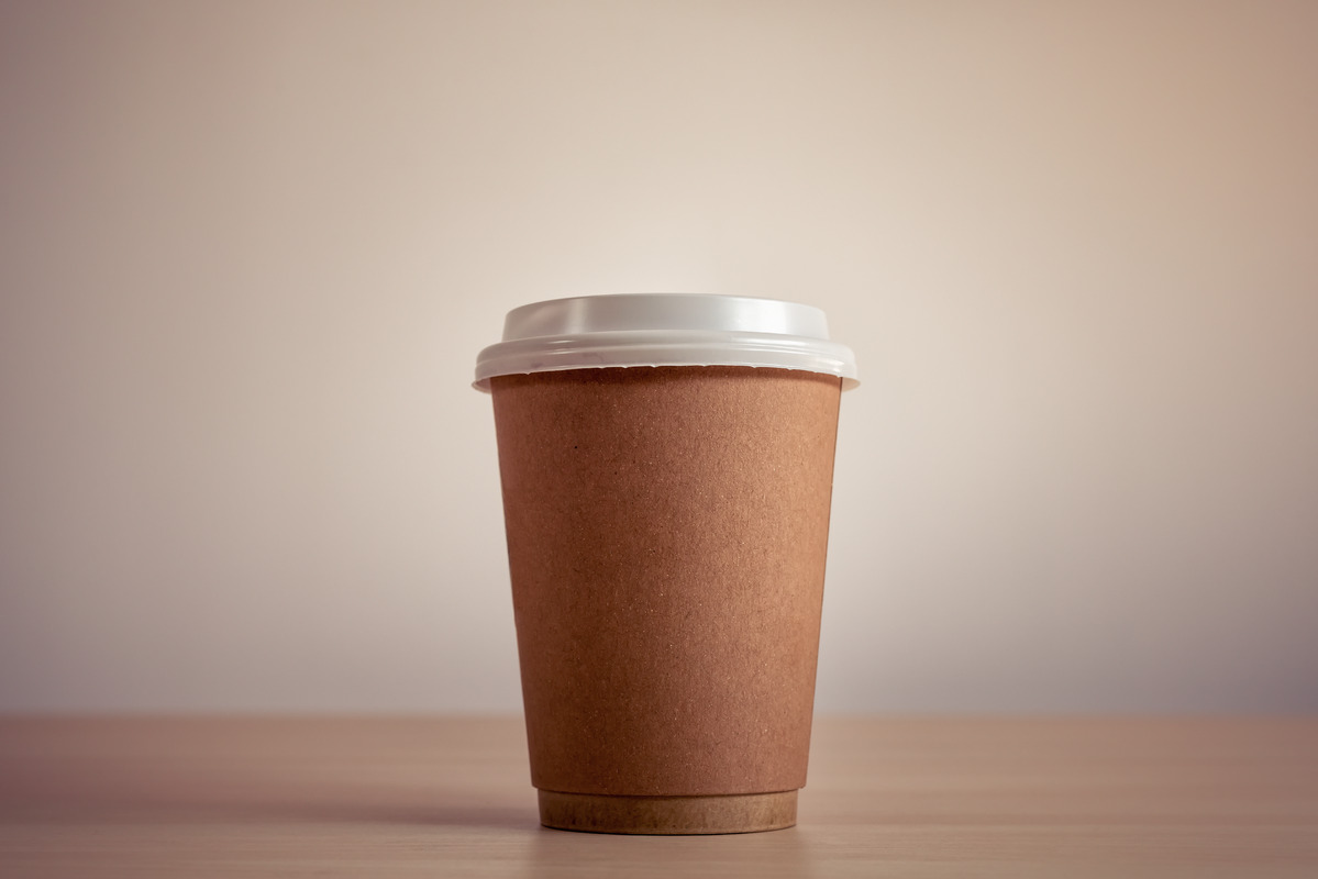 Takeaway coffee cup - slon.pics - free stock photos and illustrations