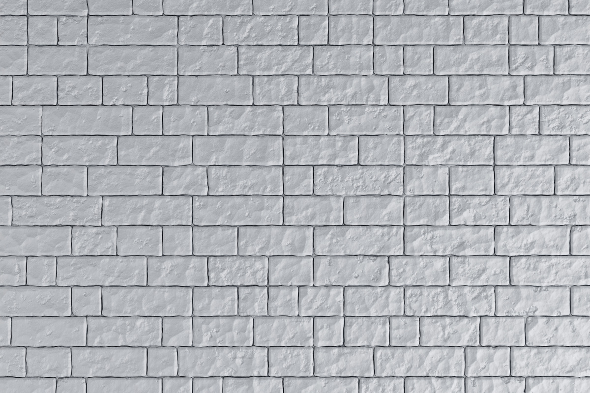 A gray brick wall - slon.pics - free stock photos and illustrations