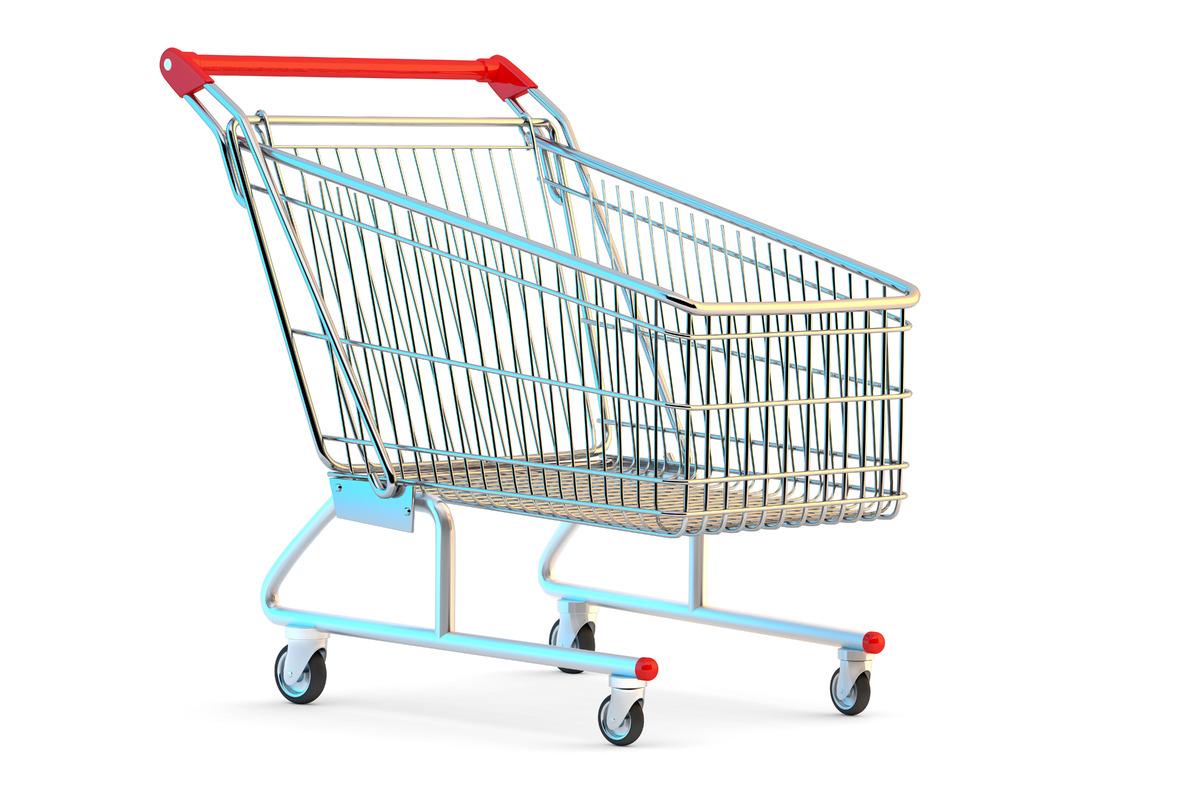 Shopping cart - slon.pics - free stock photos and illustrations
