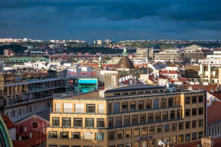 Urban cityscape. Prague, Czech Republic - slon.pics - free stock photos and illustrations