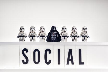 Social crowd - slon.pics - free stock photos and illustrations