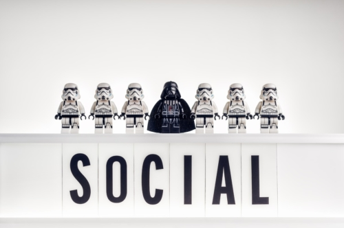Social crowd - slon.pics - free stock photos and illustrations