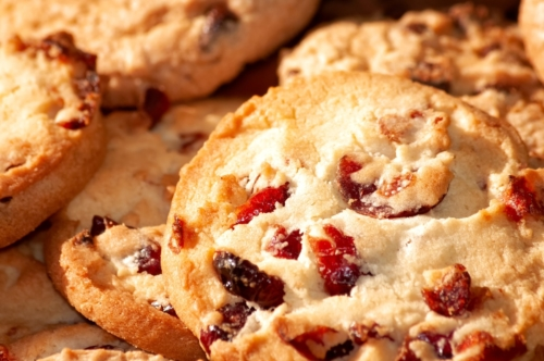 Cookies close-up - slon.pics - free stock photos and illustrations