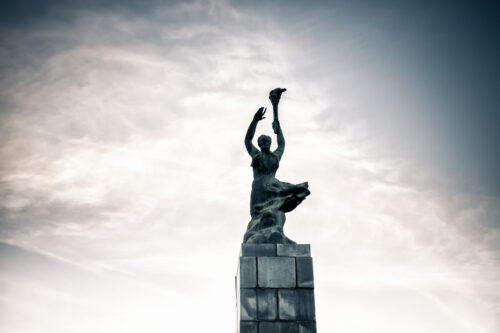 The Heroes of Leninist Comsomol. Chisinau - slon.pics - free stock photos and illustrations