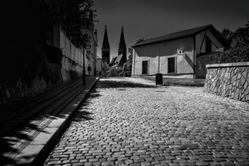 Basilica of Saint Peter and Paul on Vysehrad - slon.pics - free stock photos and illustrations