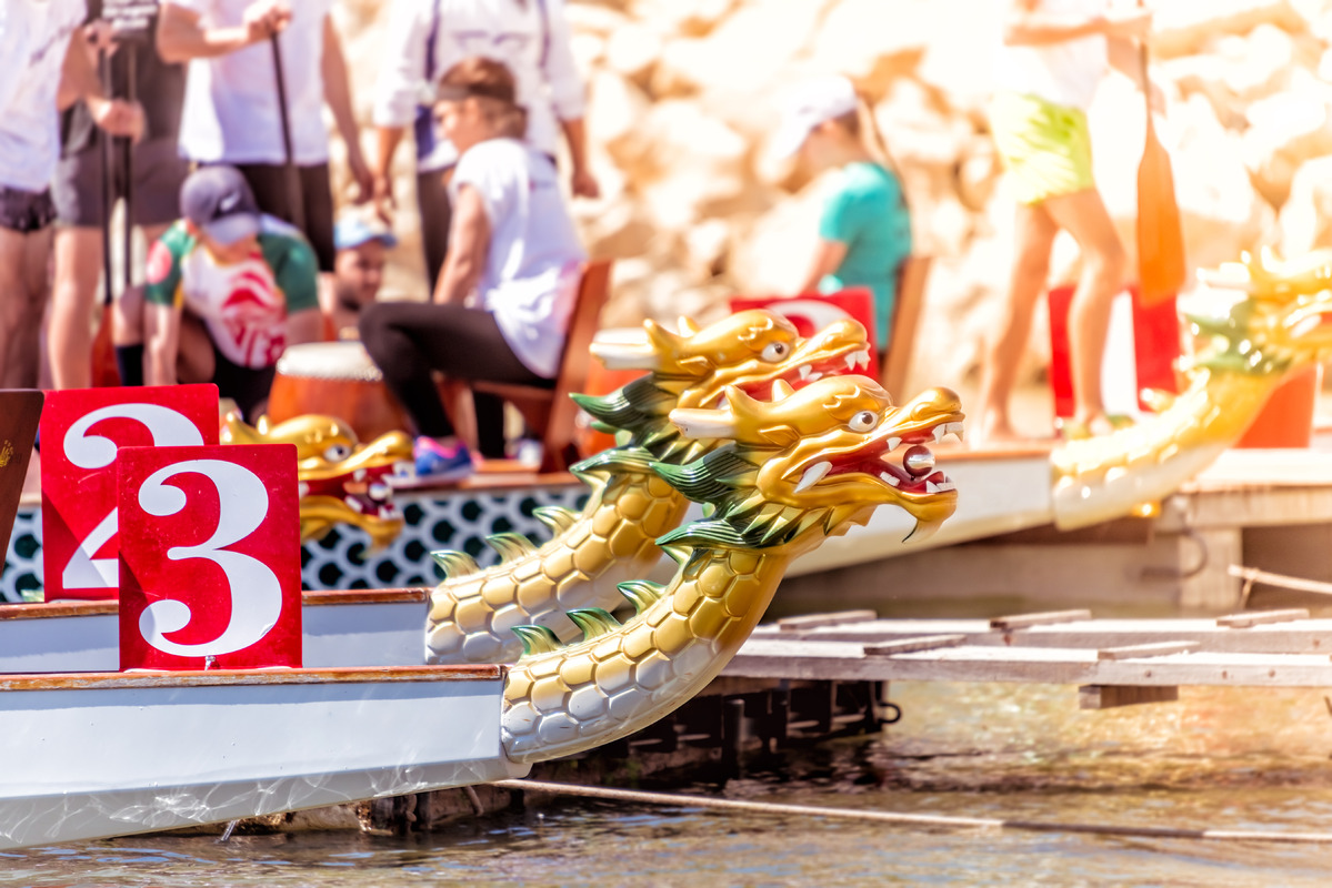 Dragon boat festival - slon.pics - free stock photos and illustrations