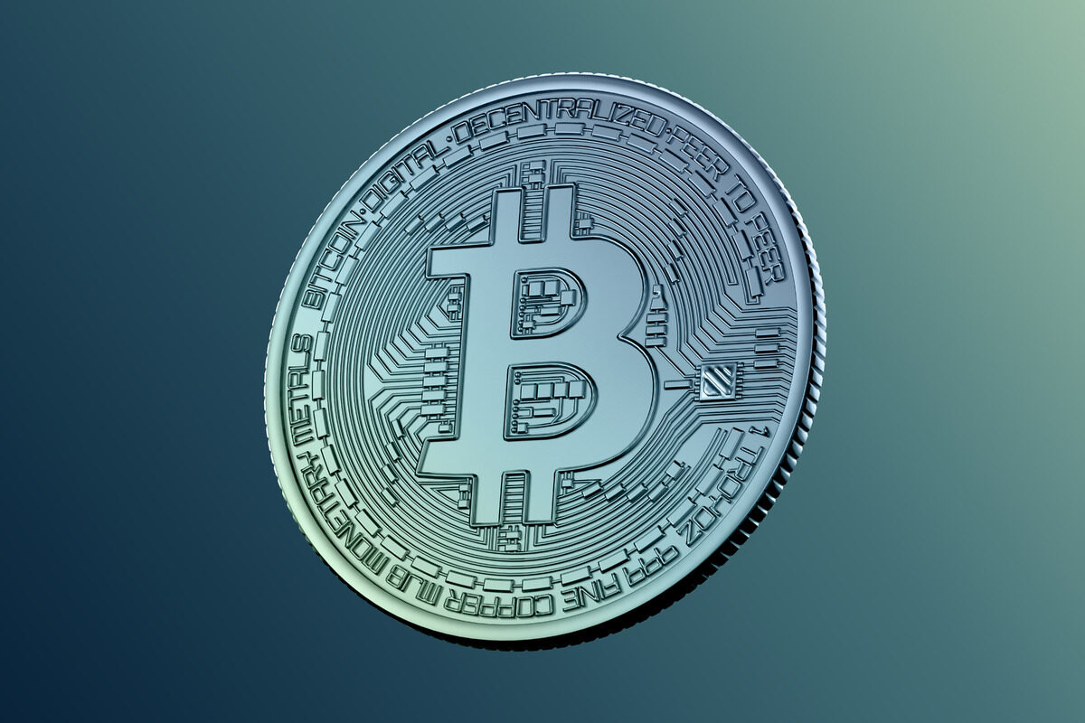 Bitcoin - slon.pics - free stock photos and illustrations