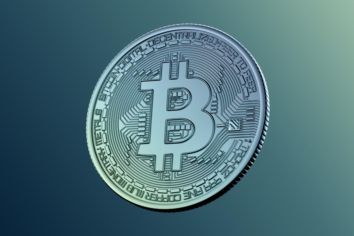 Bitcoin - slon.pics - free stock photos and illustrations