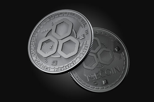 Dark JSE coins - slon.pics - free stock photos and illustrations