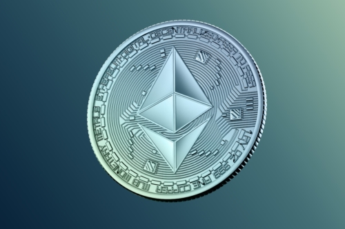 Ethereum coin - slon.pics - free stock photos and illustrations