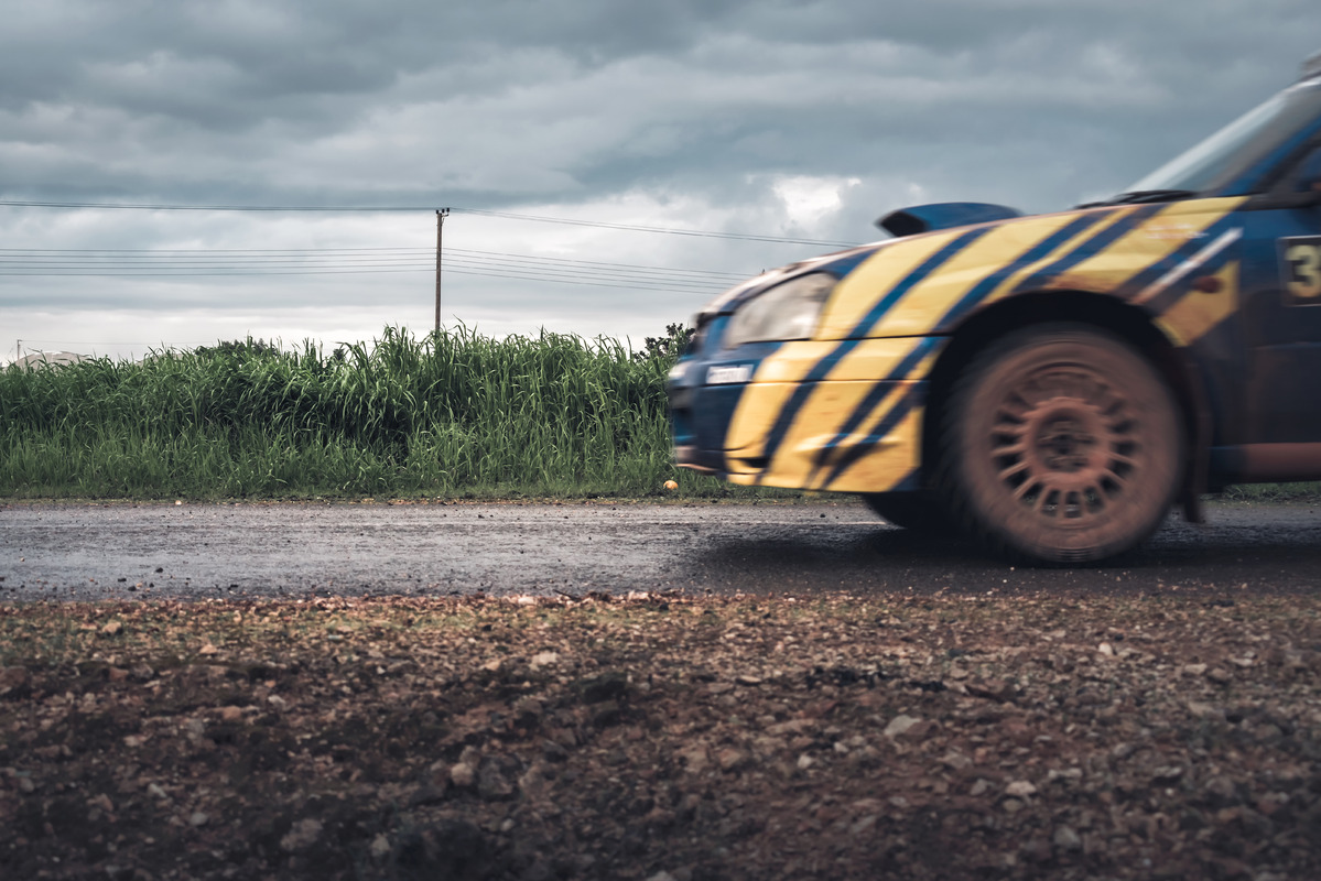 Fragment of a rally car - slon.pics - free stock photos and illustrations