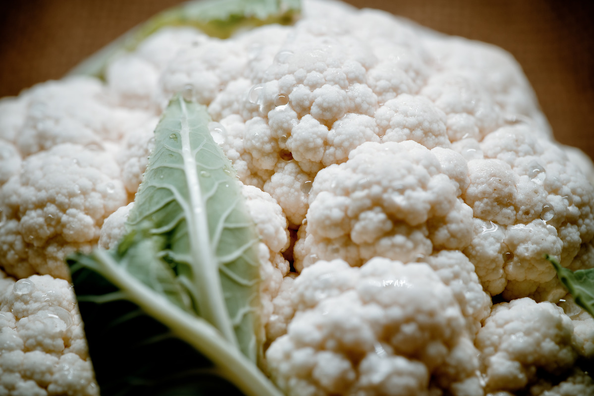 Raw cauliflower - slon.pics - free stock photos and illustrations