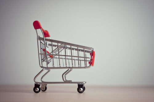 Shopping cart - slon.pics - free stock photos and illustrations