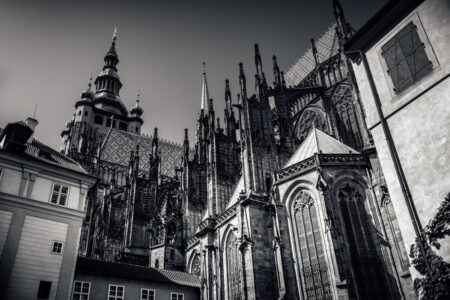 St. Vitus Cathedral - slon.pics - free stock photos and illustrations