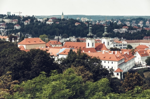 Strahov Monastery in Prague, Czech Republic - slon.pics - free stock photos and illustrations