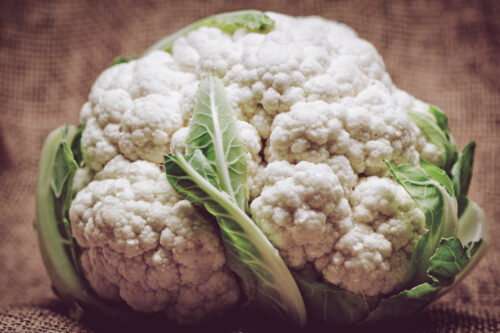 A whole head of cauliflower - slon.pics - free stock photos and illustrations