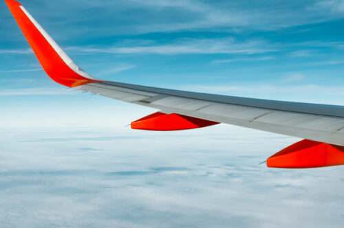 Airplane wing - slon.pics - free stock photos and illustrations