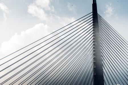 The Ada Bridge - slon.pics - free stock photos and illustrations